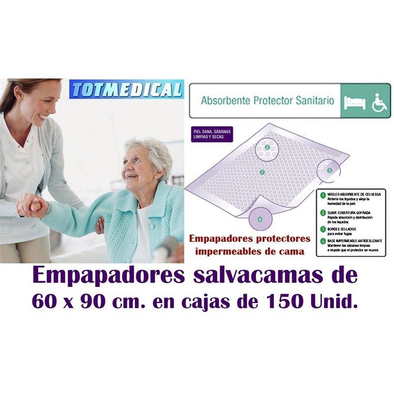 Empapadores para geriatrico