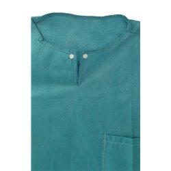 Pijama de SMS azul Pantalon y chaqueta talla extra grande