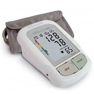 Esfigmo medidor de la presión arterial de brazo con voz