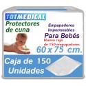 Caja de 30 Vendas de cambric algodon 100% - Farmacia de 10 cm. x 10 mtrs.