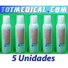 Gel desinfectante de manos hidroalcohólico de uso quirúrgico envase de 1000 ml.