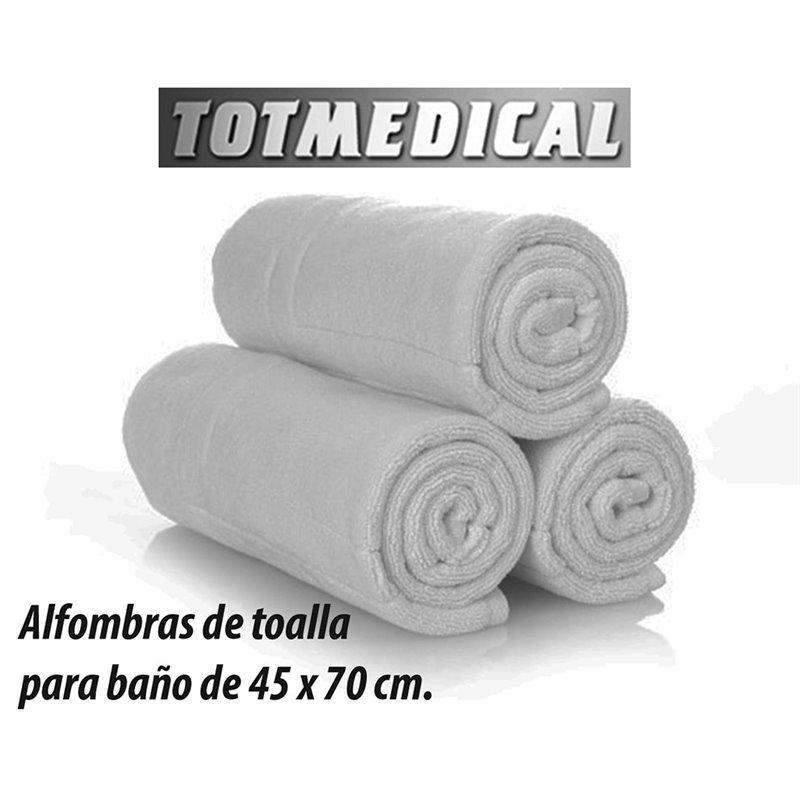Alfombra de toalla de 45x70 cm.