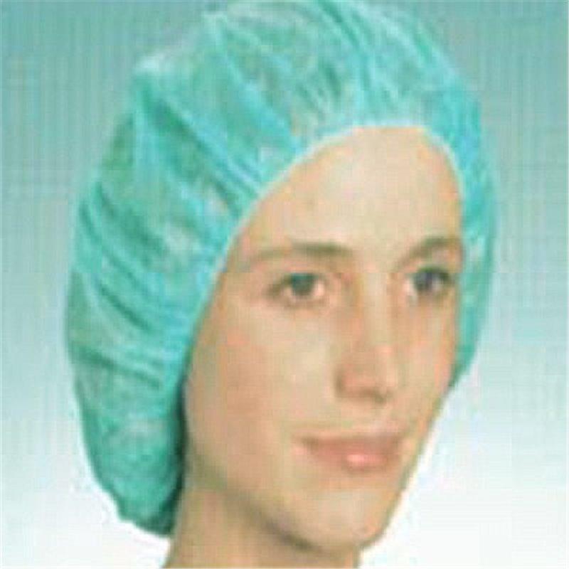Gorro enfermera color verde