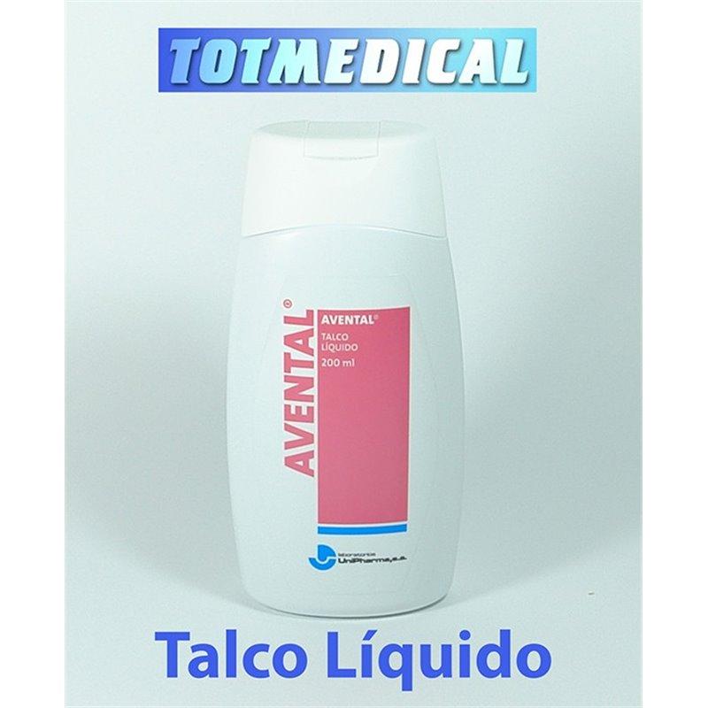 Talco liquido AVENTAL 200 ml.
