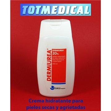 DERMIUREA 20% Crema revitalizante para pieles sensibles, secas y delicadas.