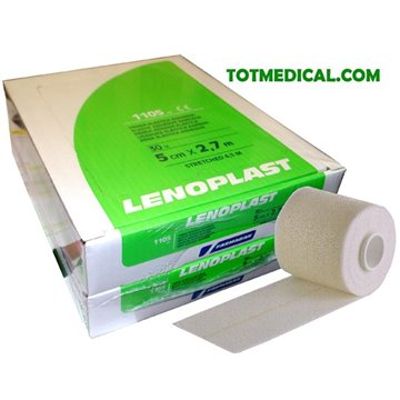 Venda elástica adhesiva 5 cm X 2,7 mtrs. (En caja Hospitalaria)