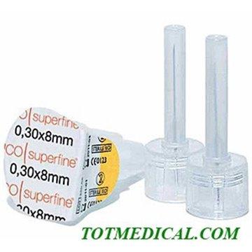 Agujas Insulina Pluma G31 X 6 mm. - Ref. 16340