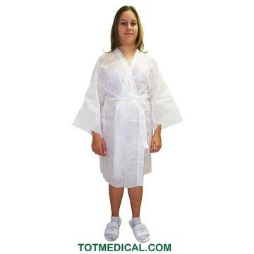 Kimono blanco de 35 grs.