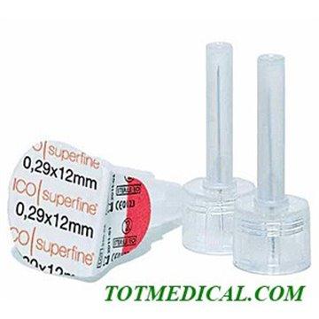 Agujas Insulina Pluma G29 X 12 mm. - Ref. 16310
