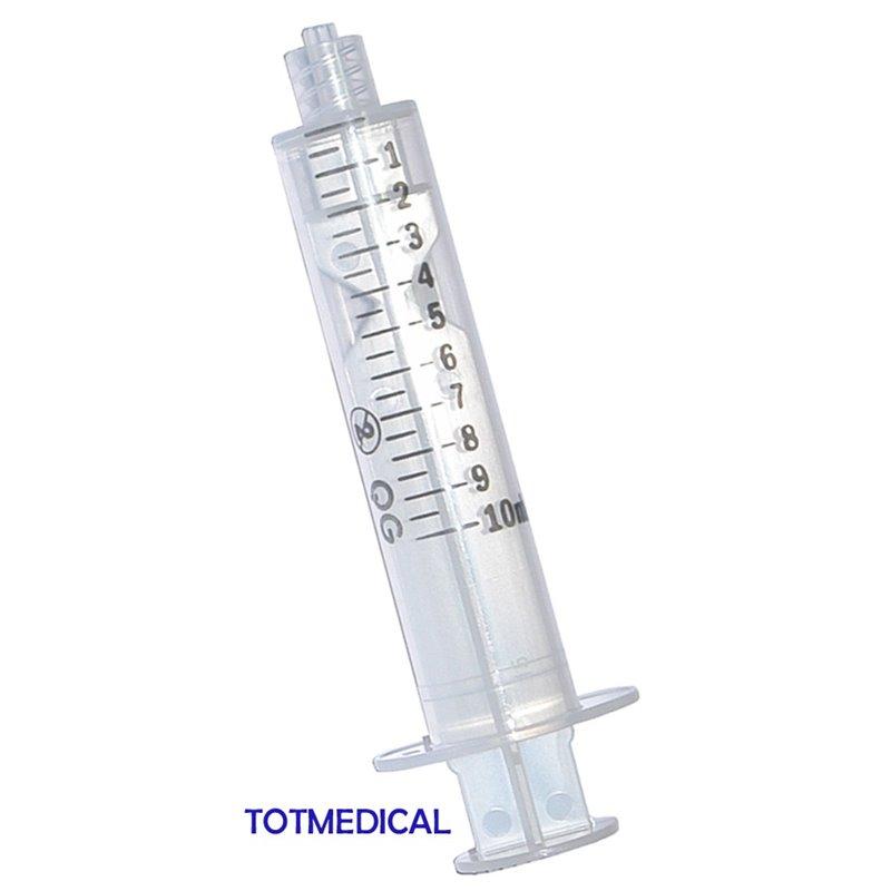 Jeringuillas con aguja de 20 ml. aguja de 0,8 x 40 – G21