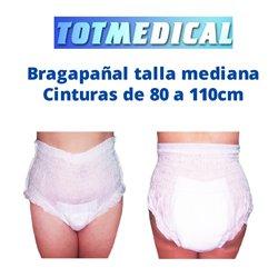 Braga pañal (bragapañal) talla media
