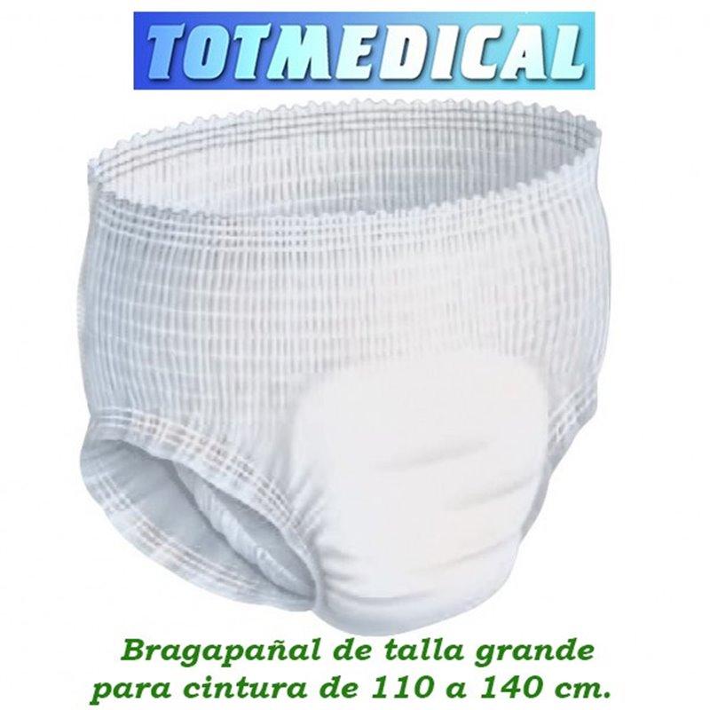 Braga pañal (bragapañal) talla grande