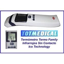 Termómetro Termo Family Infrarrojos Sin Contacto Ico Technology