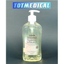 Jabón intimo higiénico