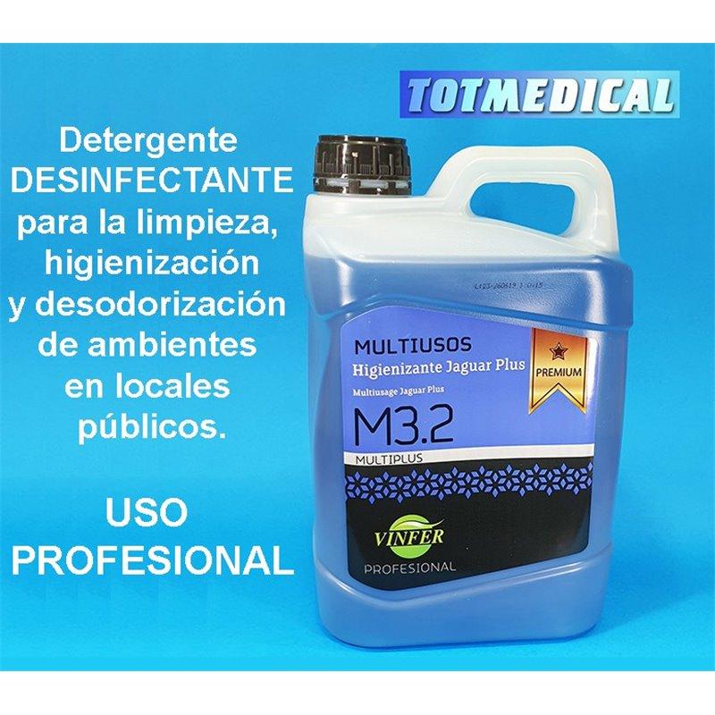 Multiusos Higienizante desinfectante Jaguar M3.2 -  5 Litros