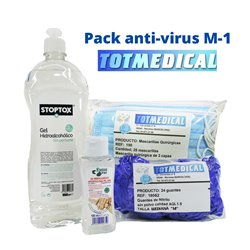 Pack anti-virus M-1