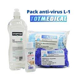 Pack anti-virus L-1