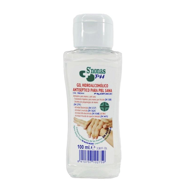 Pack gel desinfectante nº4