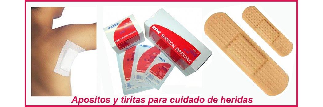 Guantes médicos de nitrilo