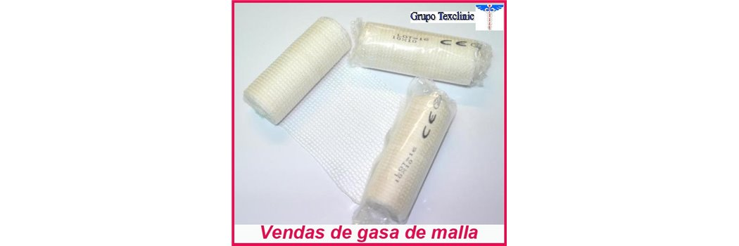 Vendas tipo cambric